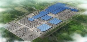 рено соларни панели