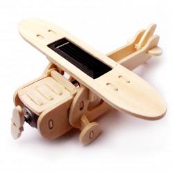 Дървен 3D конструктор - Самолет P210