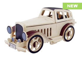 Класически автомобил – 43 части